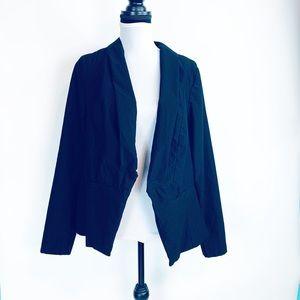 Torrid $68 Stretch Black Blazer